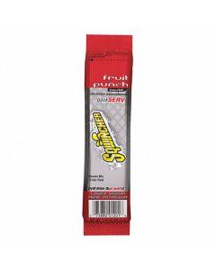 Sqwincher® 1.26 Ounce Fruit Punch Flavor Qwik Serv™