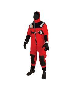 Red/Black Ice Rescue Suit