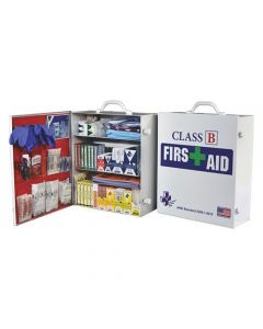 Large Class B 3-Shelf First Aid Kit