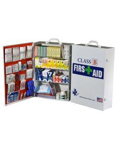 Large Class B 4-Shelf First Aid Kit