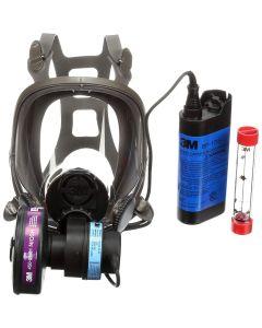 3M™ Powerflow™ Face-Mounted Powered Air Purifying Respirator-Medium (M - 6800PF