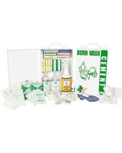 Cement Burn Cabinet (Metal) K608-054 - 766588080543