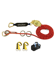 2-Person 100' Kernmantle Rope HLL with Energy Absorber. Includes 11/16 - 771002K