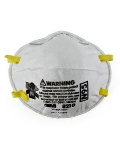 3M™ N95 Disposable Particulate Respirator