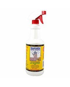 Cement Burn Powder, NEUTRALITE 32 OZ SPRAY BOTTLE - 831360000016