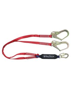 6' Ironman® Static Length Dual-class Lanyard for Overhead and Foot-lev - 848013029959