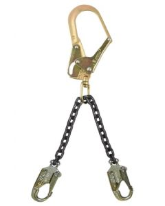 """23"""" Rebar Positioning Assembly/Chain with swivel. - 848013046376"""