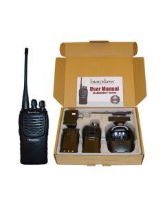 Blackbox+ UHF 2-Way Radio