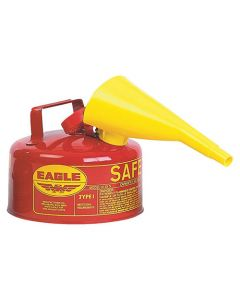 1 Gal. Red Flammable Safety Can