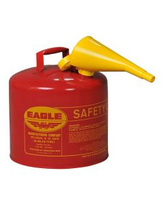 5 Gal. Red Flammables Safety Can