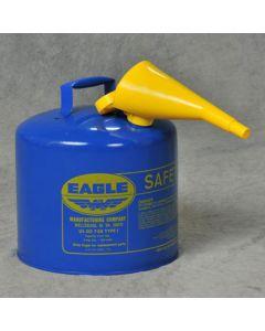 5 Gal. Blue Kerosene Safety Can