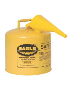 5 Gal. Yellow Diesel Safety Can