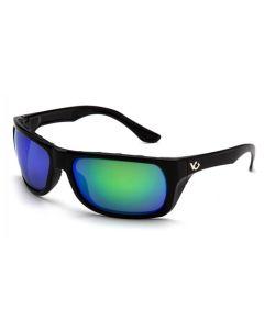 Vallejo Polarized Green Safety Glasses