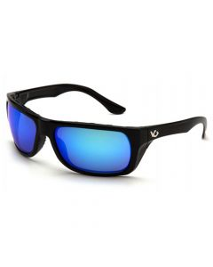 Vallejo Blue Mirror Anti-Fog Safety Glasses
