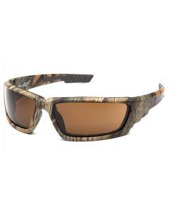 Brevard Bronze Anti-Fog Safety Glasses