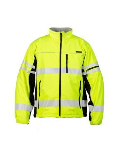 ML Kishigo Hi-Vis Premium Black Series Soft Shell Jacket