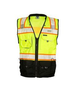 Premium Black Series Surveyors Vest