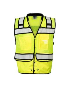 Hi-Vis High Performance Surveyors Vest