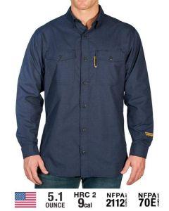 Benchmark Silver Bullet FR Button Shirt