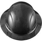 DAX Black Carbon Fiber Hard Hat